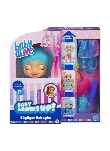 Hasbro Hasbro E8199 Baby Alive Büyüyen Bebeğim Oyuncak Seti Renkli